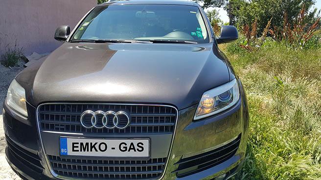 Audi Q7 3.6 v6  Image