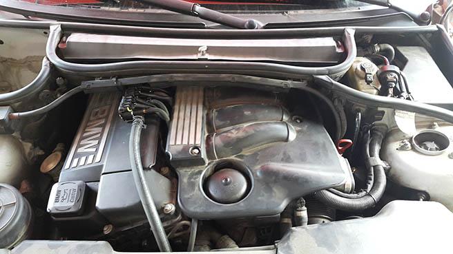 Image No3 for BMW 316 ti BRC