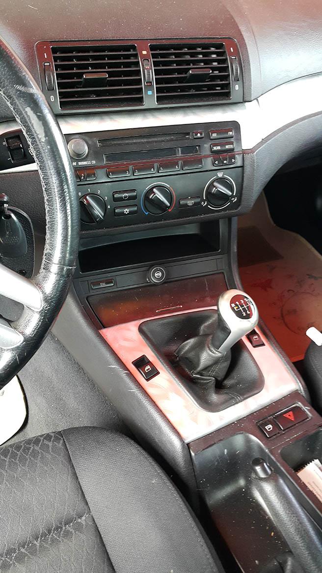 Image No4 for BMW 316 ti BRC