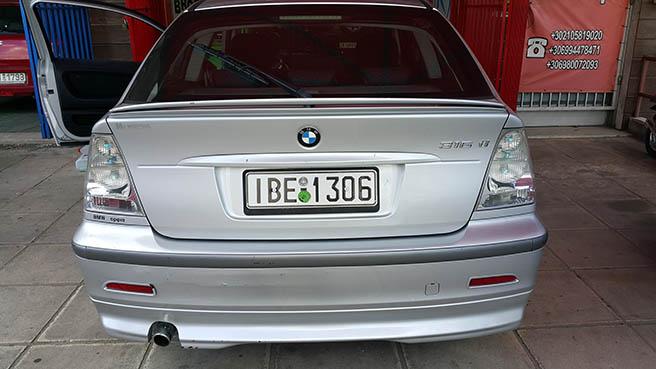 Image No2 for BMW 316 ti BRC