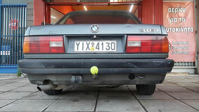 Image No2 for BMW 316I –  NIGS