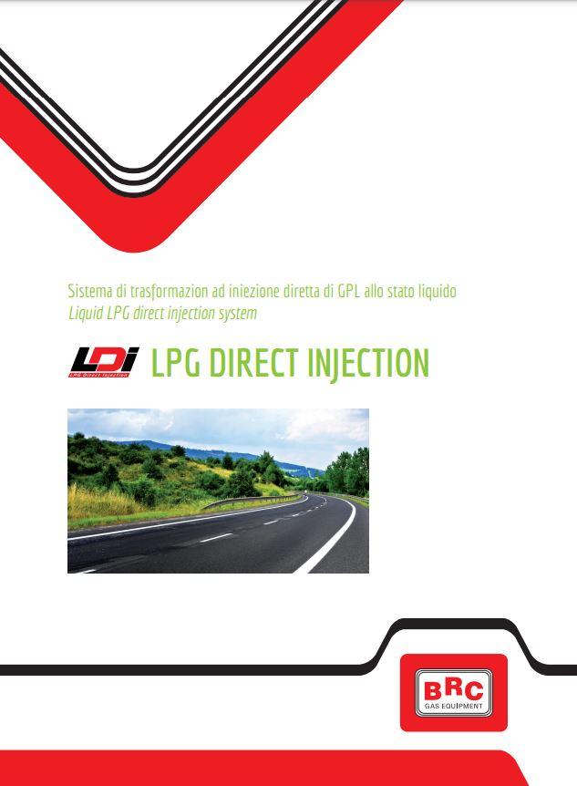 BRC Liquid LPG Direct injection