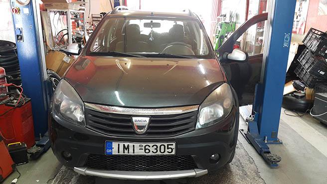 Dacia Sandero 1.6 MPI  Image