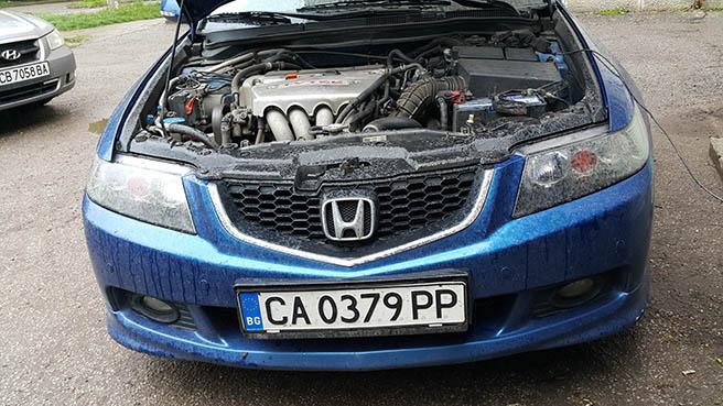 Honda Accord S -2.4 16V 170hp - BRC  Image