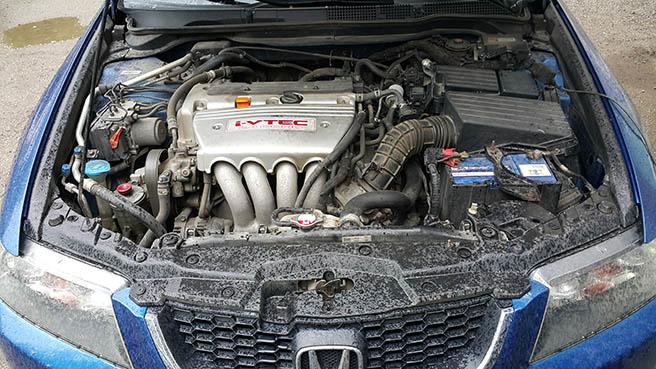 Image No3 for Honda Accord S -2.4 16V 170hp – BRC