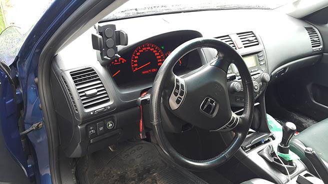 Image No4 for Honda Accord S -2.4 16V 170hp – BRC