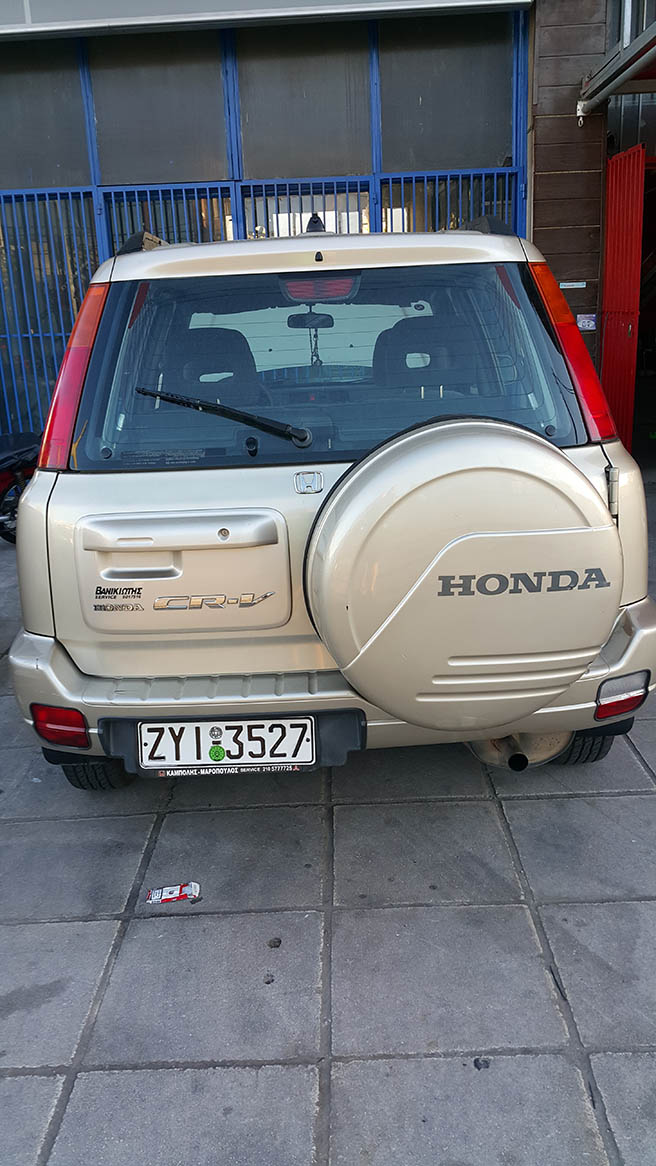 Image No2 for Honda CR-V 2.0