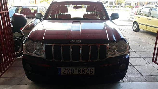 Jeep Grandcherokee 3.7 v6 CNG  Image