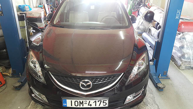 Mazda 6 -  1.8 16V - 2008  Image