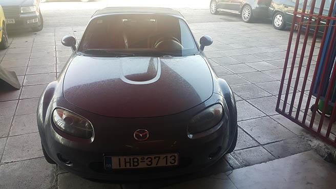 Mazda MX-5 1.6 BRC  Image