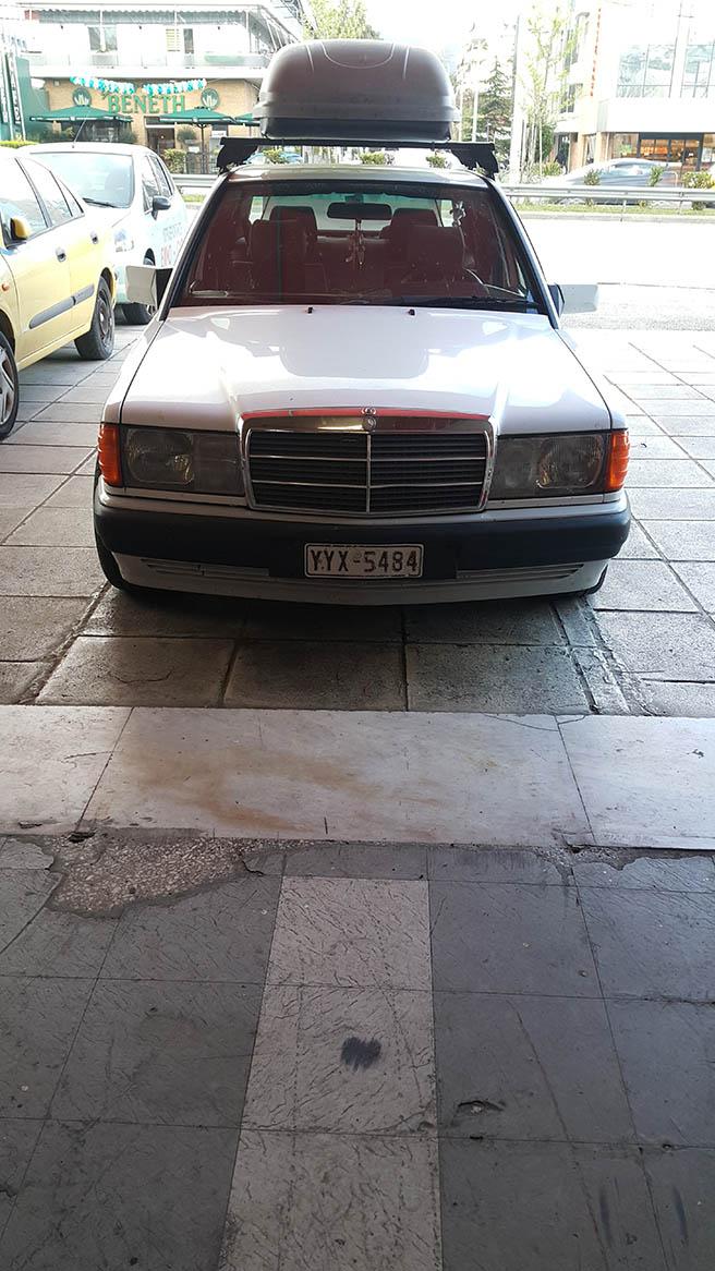 Image No2 for Mercedes 190E k-jetronic