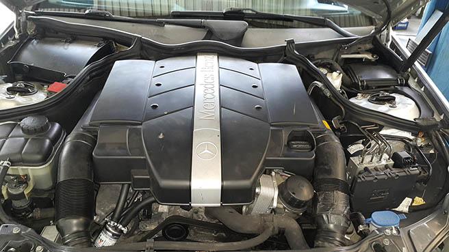 Image No5 for Mercedes C 240 v6 NIGS