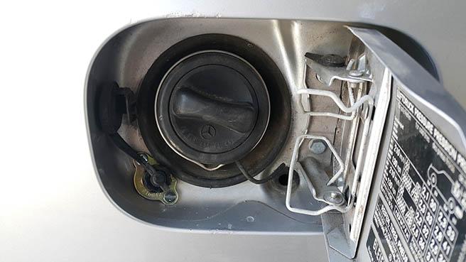 Image No2 for Mercedes C 240 v6 NIGS