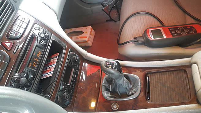Image No4 for Mercedes C200K – BRC