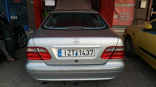 Mercedes CLK 200K  Image