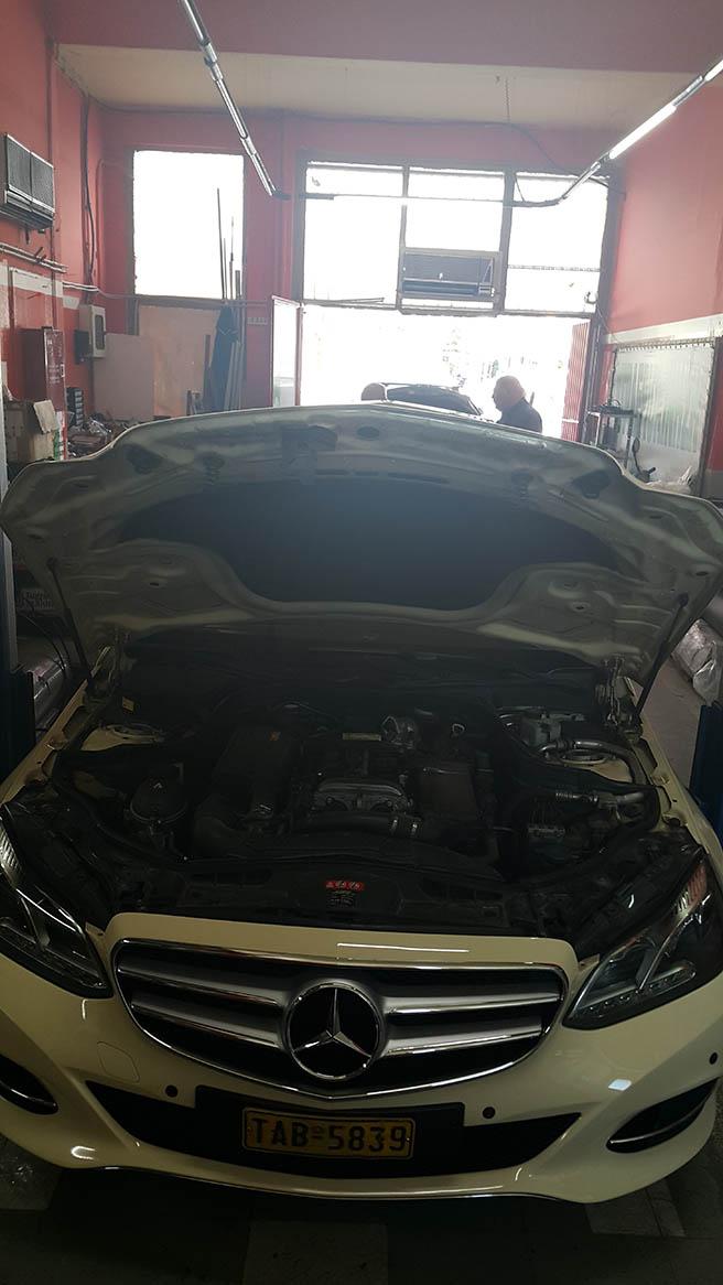 Image No2 for Mercedes E 180k  – CNG
