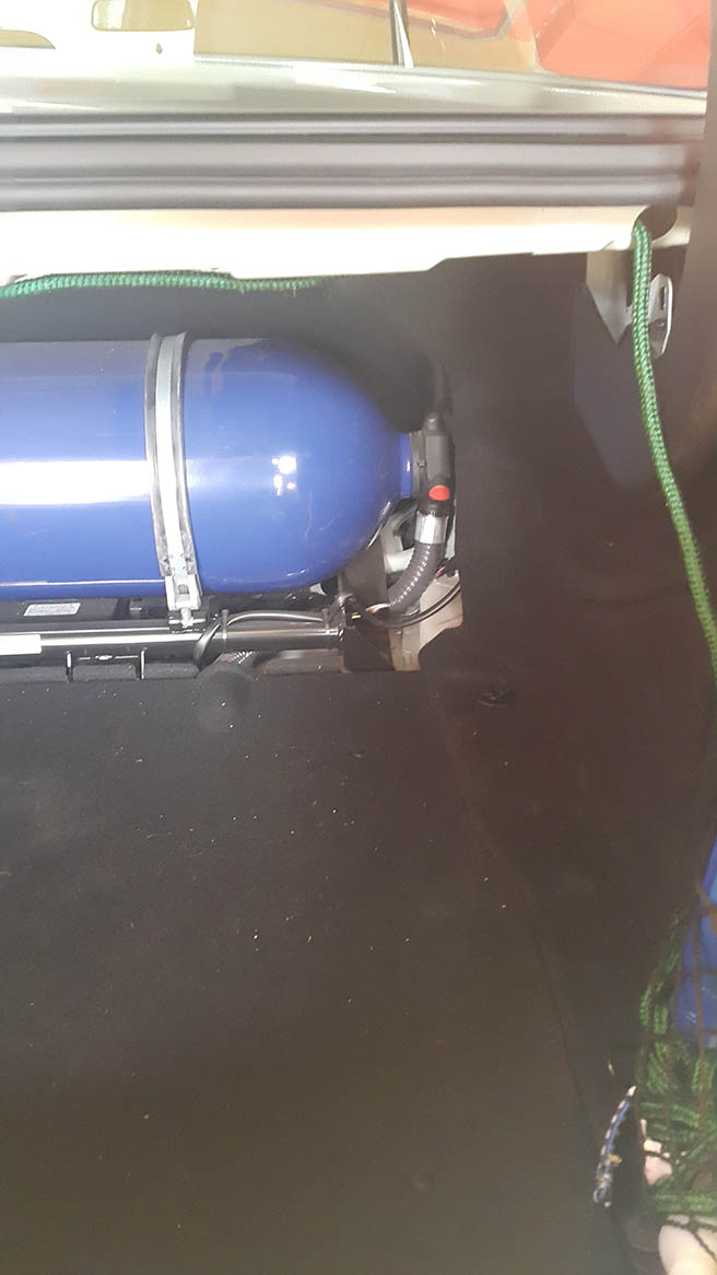 Image No5 for Mercedes E 180k  – CNG