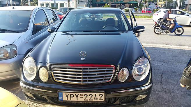Mercedes E 200  Image