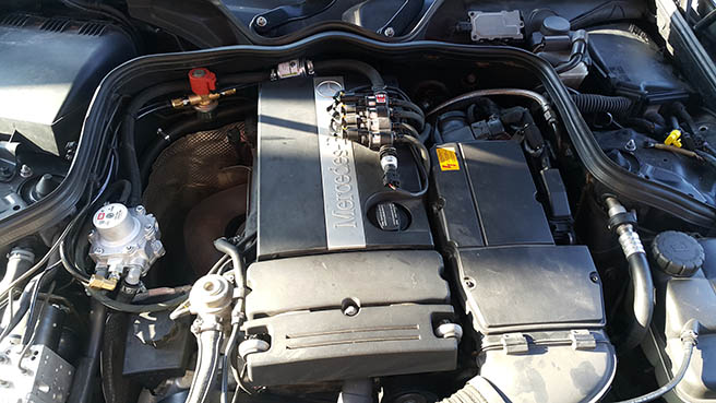 Image No3 for Mercedes E 200