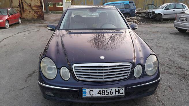 Image No2 for Mercedes E 320