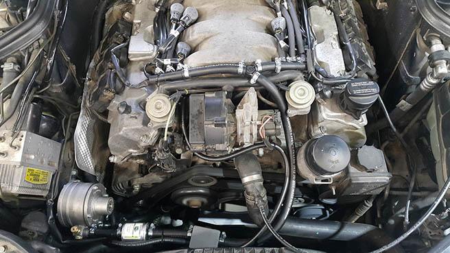 Image No3 for Mercedes E 320