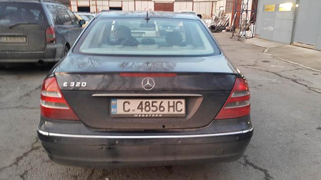 Image No1 for Mercedes E 320
