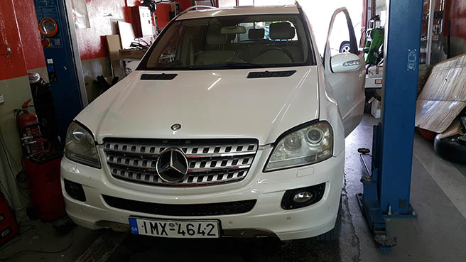 Image No2 for Mercedes ML 350