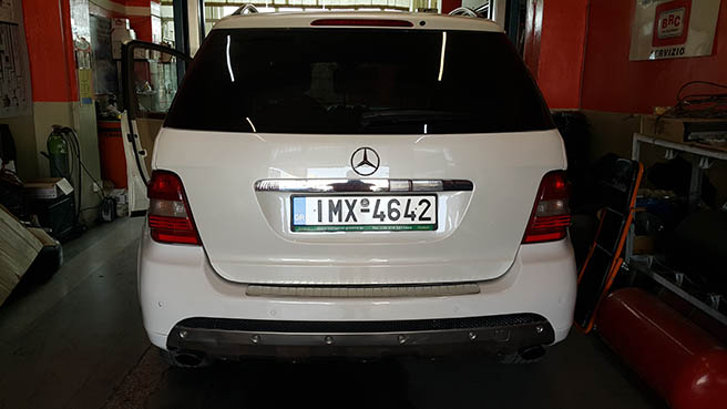 Mercedes ML 350  Image
