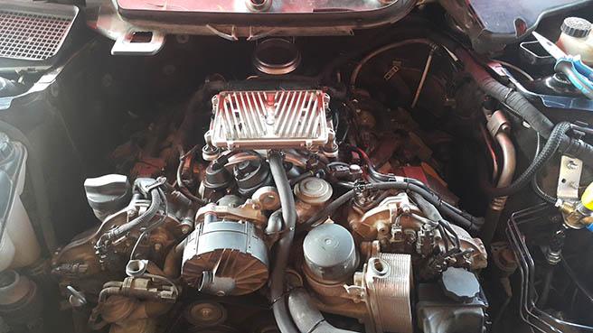 Image No4 for Mercedes R350 v6 – CNG