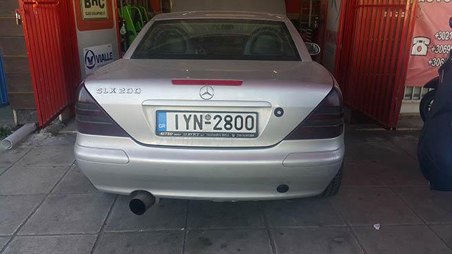 Image No2 for Mercedes SLK 200 BRC