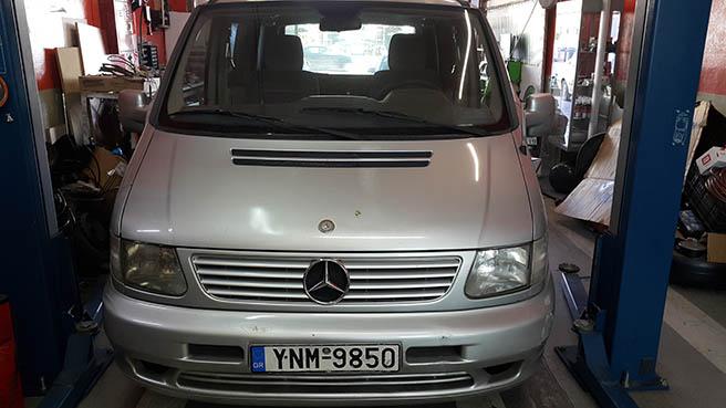 Image No2 for Mercedes Vito 2.8 VR6