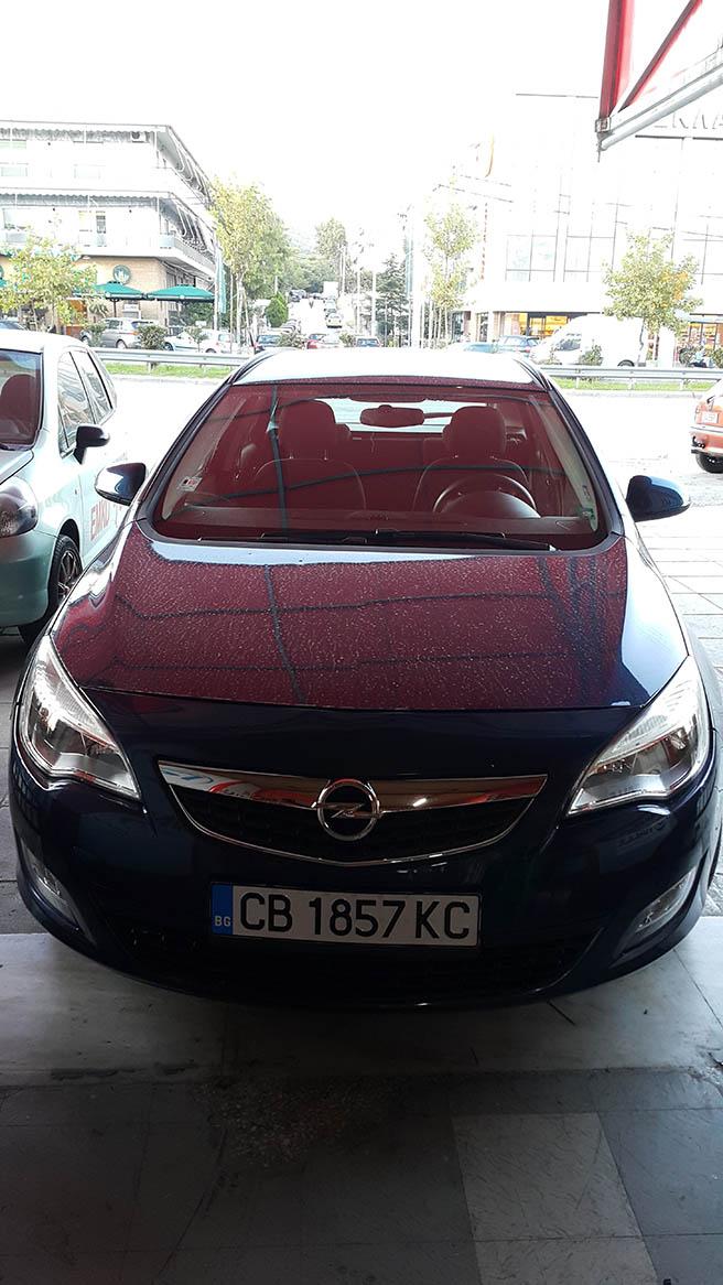 Opel Astra G 1.4 turbo 16V 145hp  Image