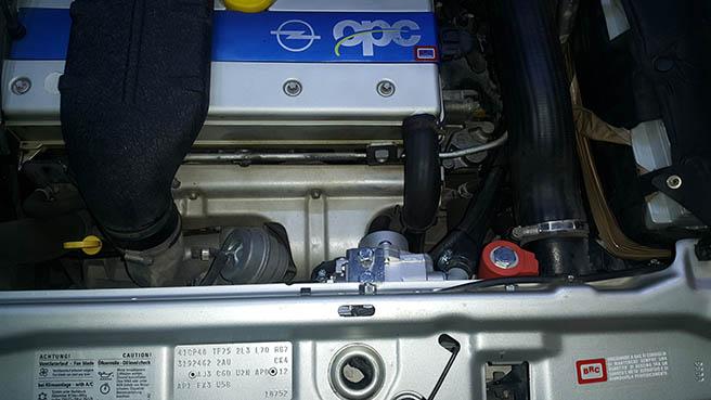 Opel Zafira OPC 2.0T - BRC  Image