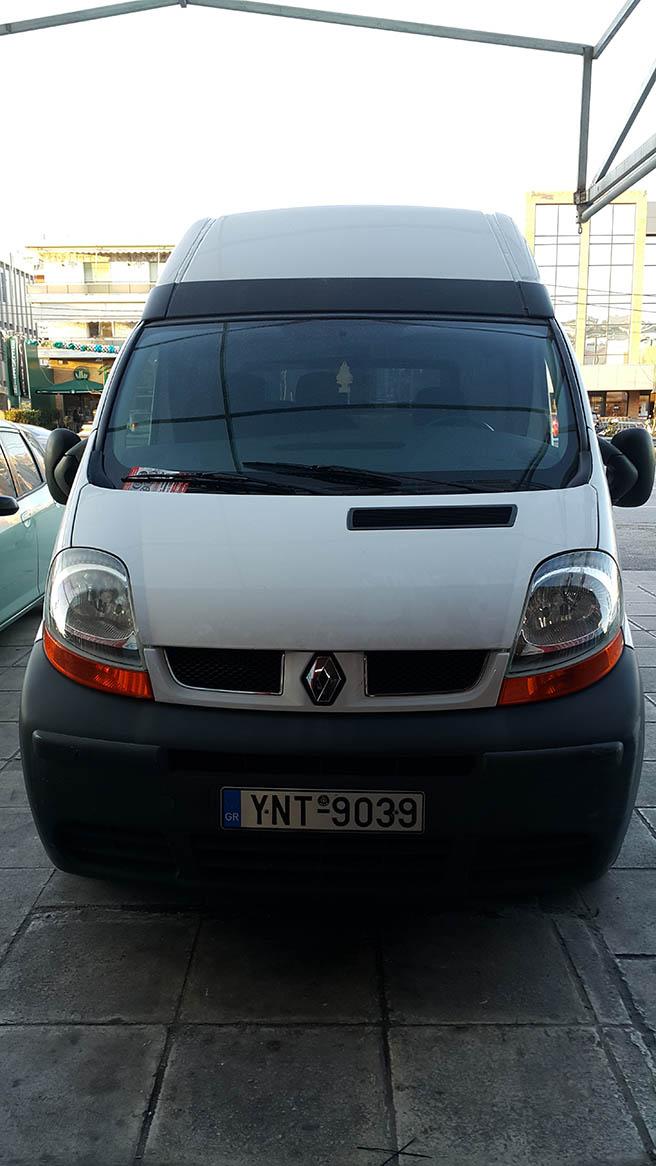 Renault Trafic 2.0 16v CNG  Image
