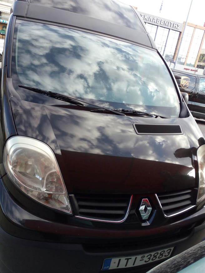 Renault Trafic 2.0 CNG  Image
