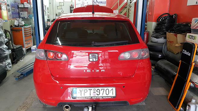 Seat Ibiza 1.4 16V  Image
