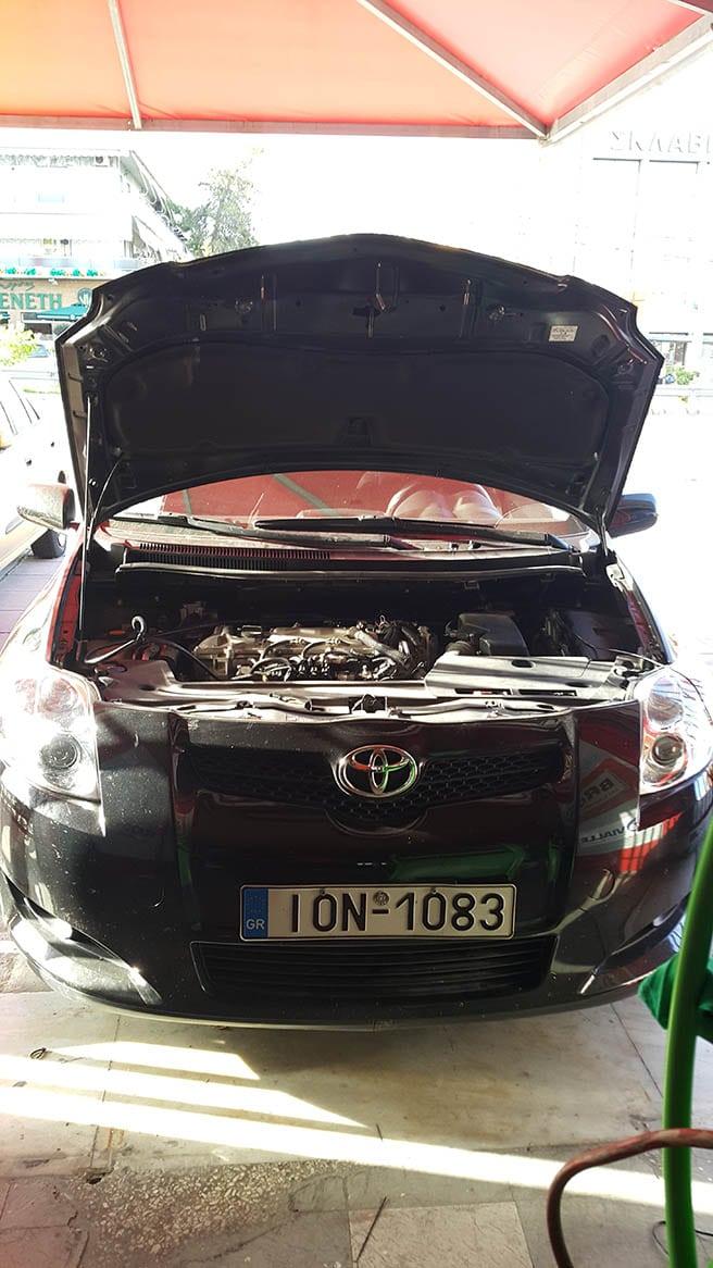Toyota Auris 1.6 16v  Image