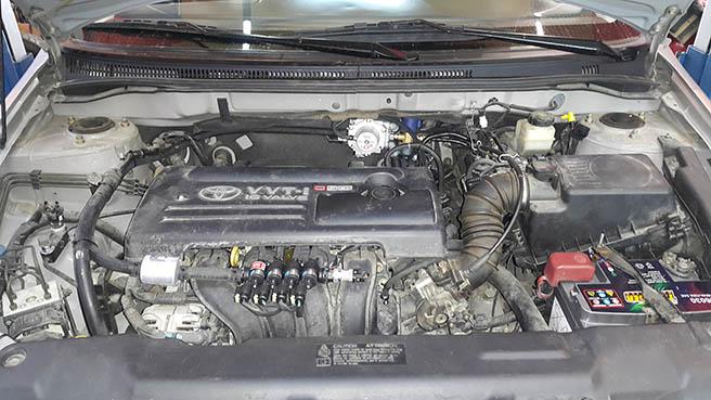 Image No3 for Toyota Corolla BRC
