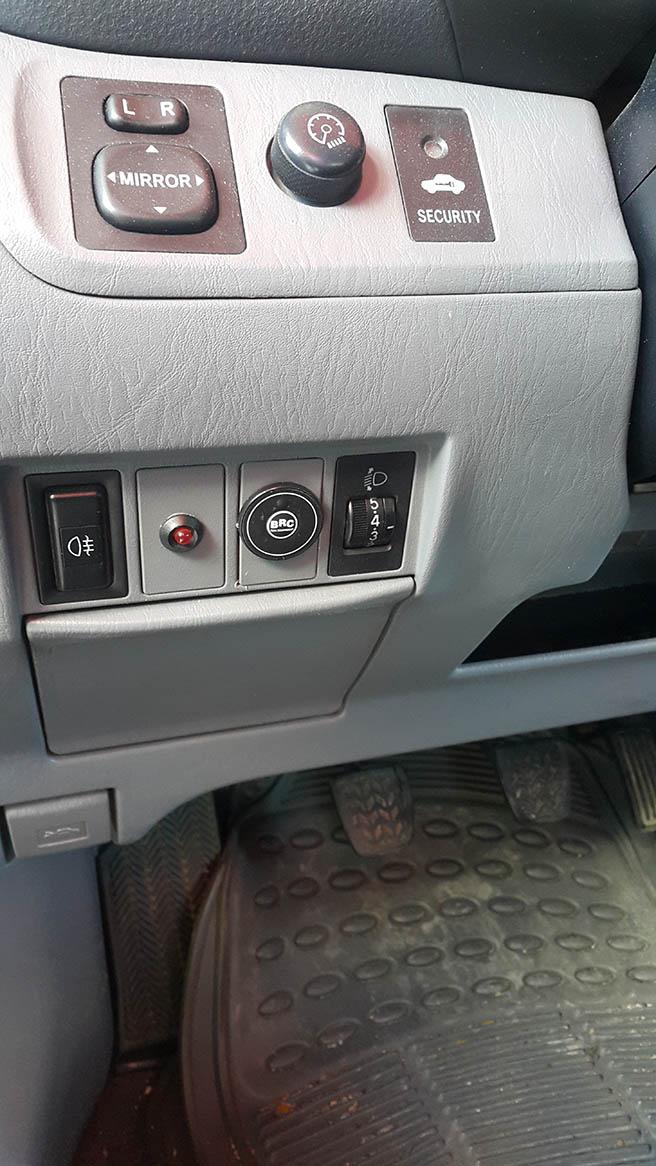 Image No4 for Toyota Rav 4 – 1.8 16v – BRC