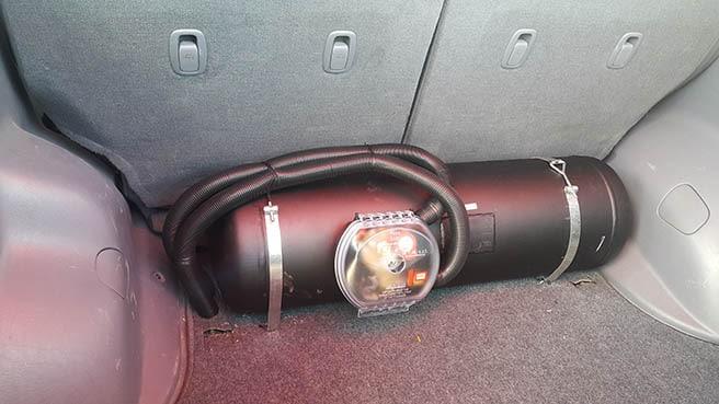 Image No5 for Toyota Rav 4 – 1.8 16v – BRC