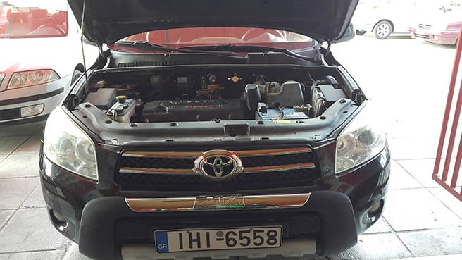 Toyota Rav 4 - 2.0 16V CNG  Image