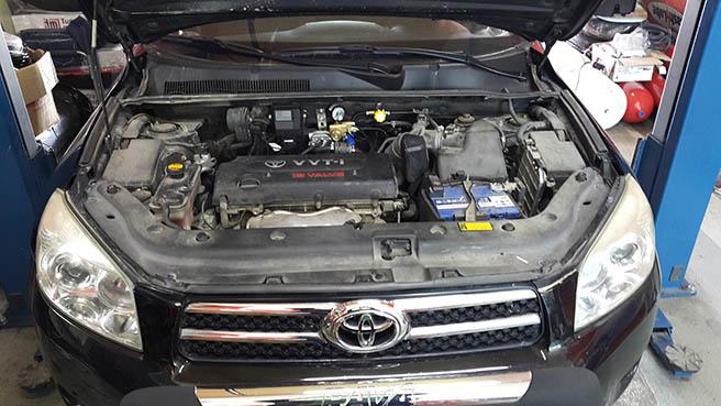 Image No3 for Toyota Rav 4 – 2.0 16V CNG