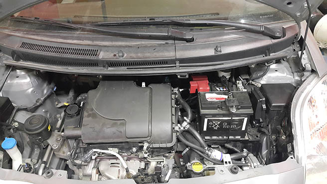 Image No3 for Toyota Yaris 900 – 3cil
