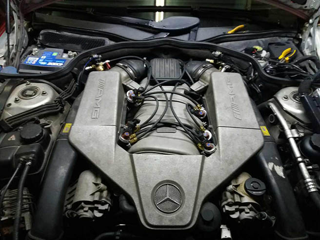 Image No3 for Vialle SL 63 AMG – vialle