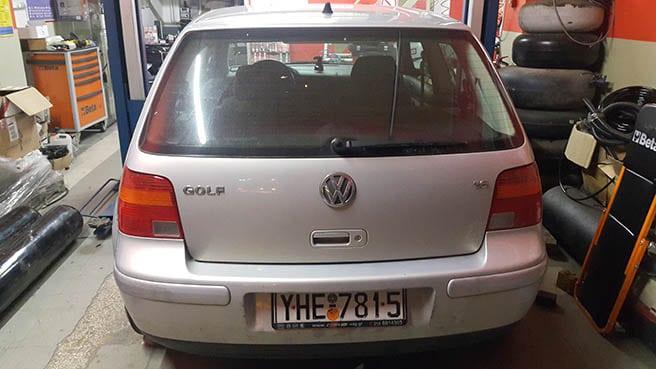 Volkswagen Golf  4 - 1.6 CNG  Image
