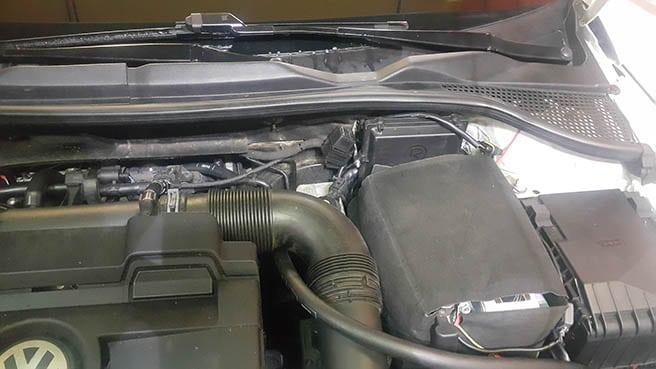 Volkswagen Scirocco 1.4 TSI  ROMANO  Image