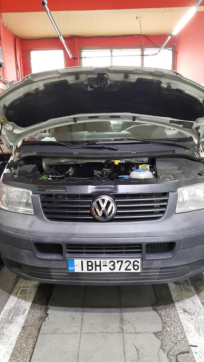 Volkswagen Transporter 2.0 CNG  Image