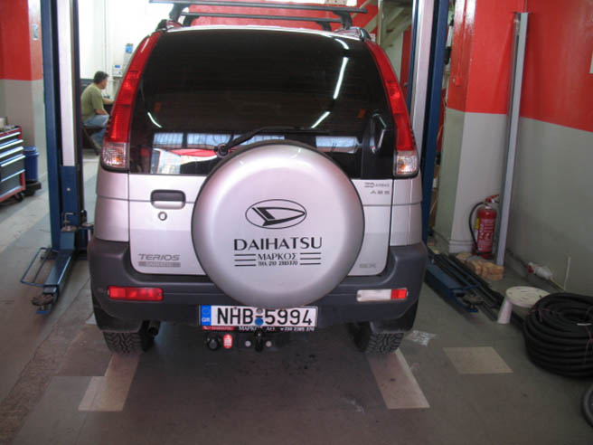 Archive image for Daihatsu Terios