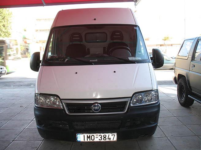 Fiat dukato 2.0 CNG  Image
