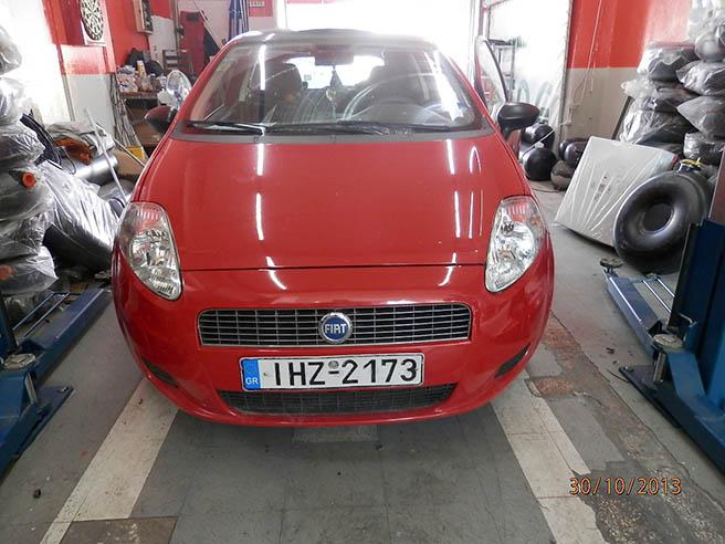 Fiat Grande Punto 1.2 16v  Image